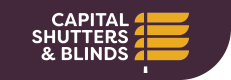 Capital Shutters and Blinds Logo